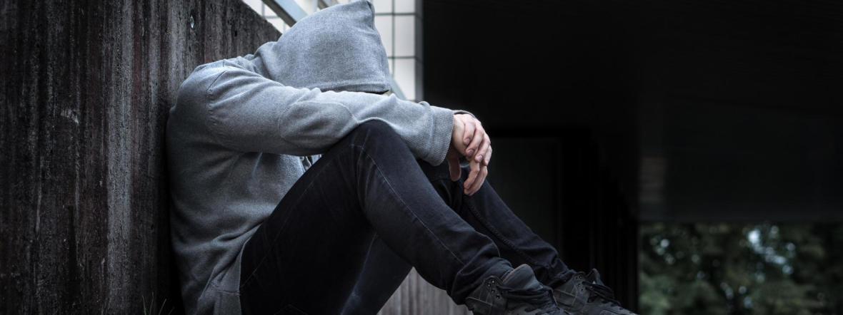 Person mit Depressionen, Foto: Shutterstock