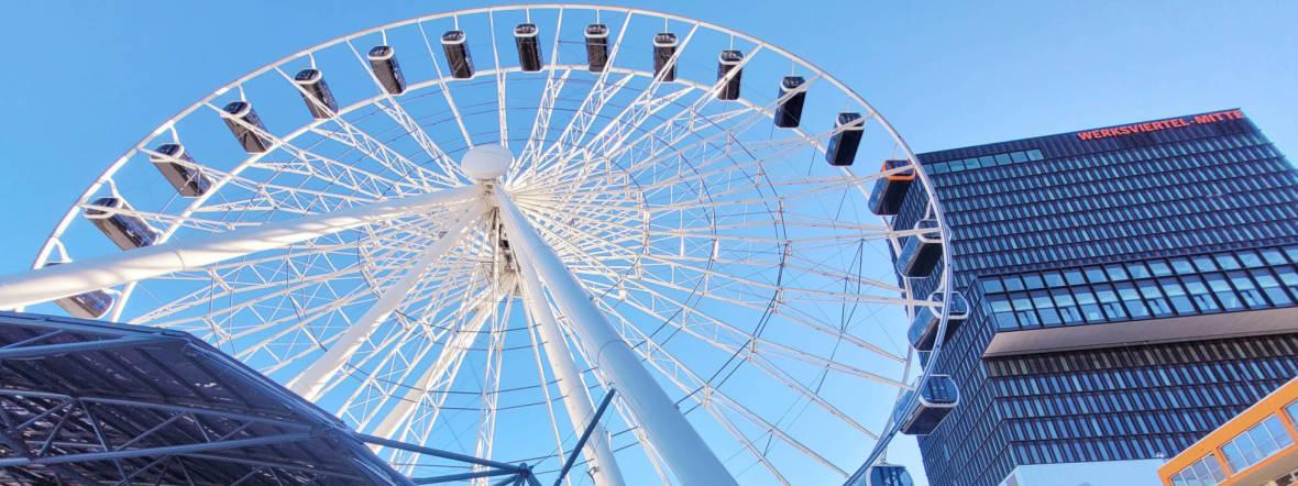 Riesenrad Umadum, Foto: LNDD/ Winter-Berke
