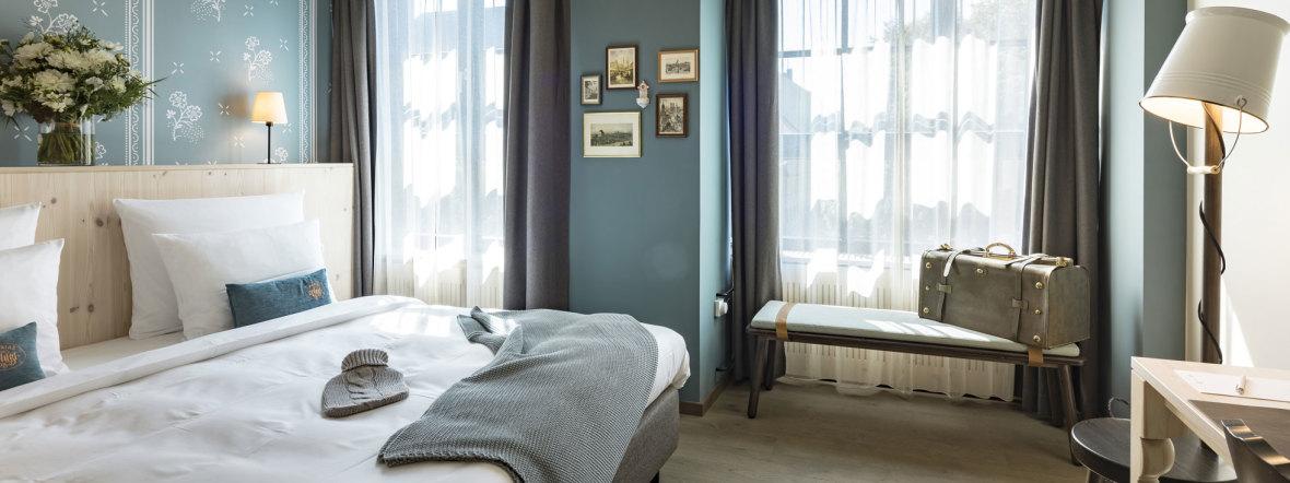 Zimmer im Hotel Maria Platzl, Foto: Maria Platzl