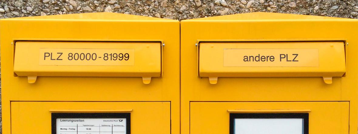 Briefkasten, Foto: muenchen.de