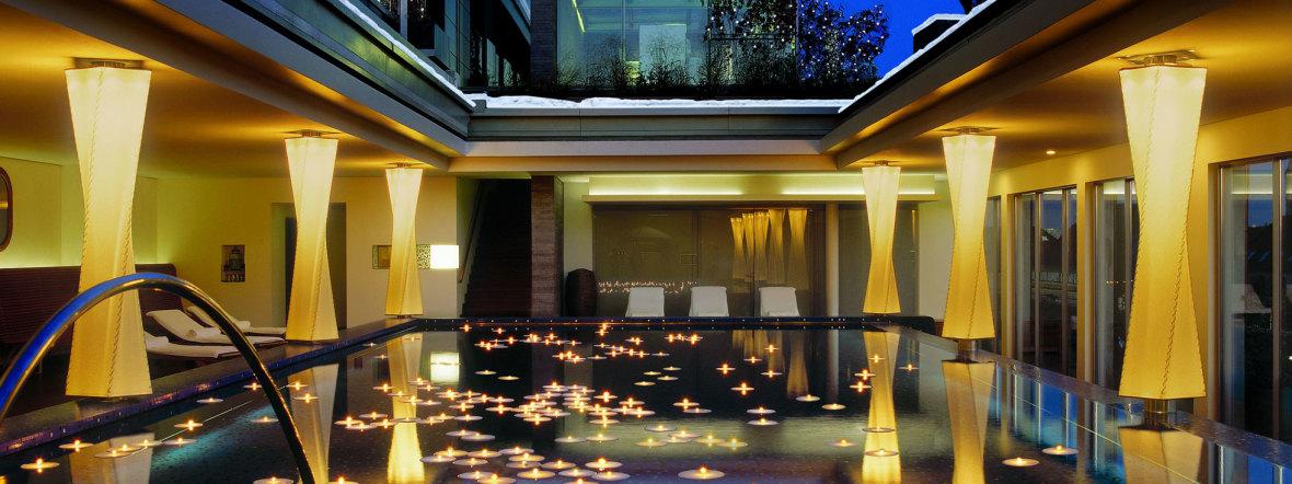 Hotel Bayerischer Hof: Blue Spa, Foto: Hotel Bayerischer Hof