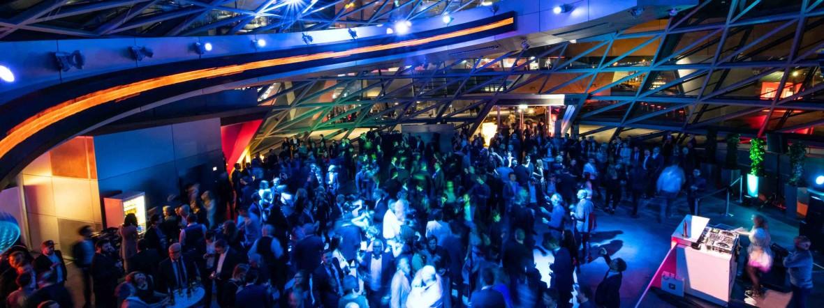 Event Forum, Foto: BMW