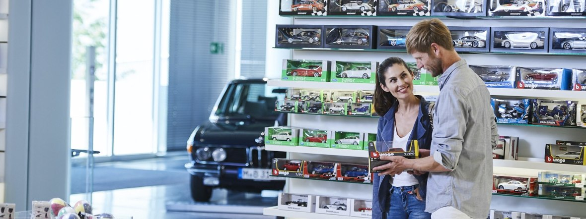Shop at BMW, Foto: BMW