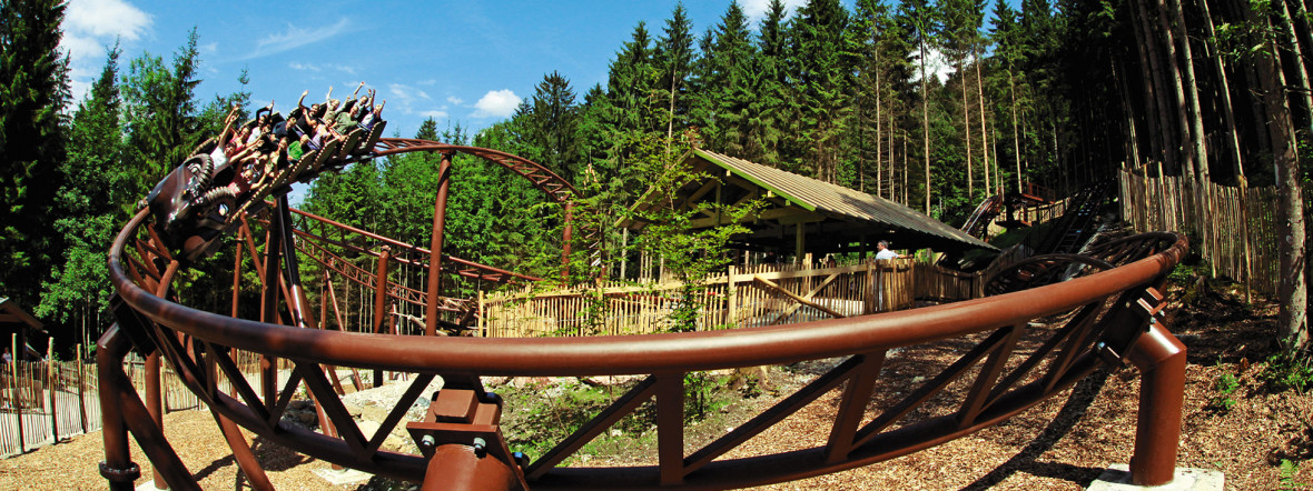 Freizeitpark Ruhpolding, Foto: Freizeitpark Ruhpolding
