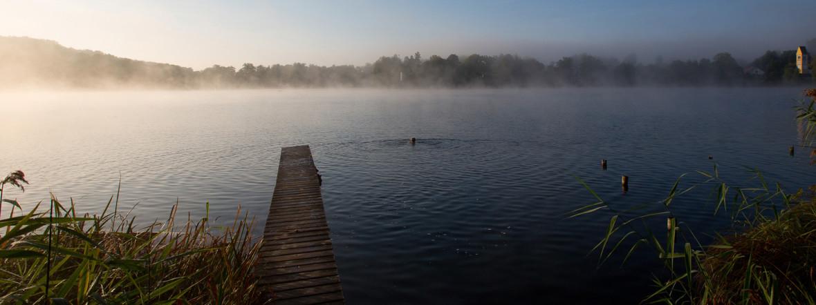 Der Weßlinger See, Foto: Tourismusverband Starnberger Fünf-Seen-Land