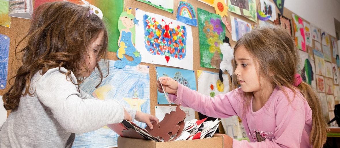Impressionen zum Kinderprogramm des Feierwerks., Foto: Feierwerk e.V.