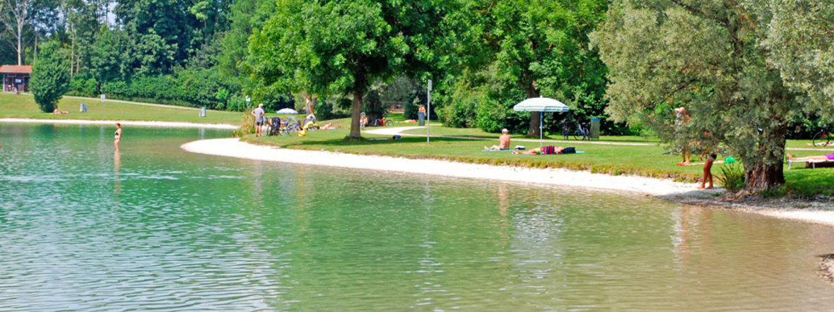 Unterschleißheimer See, Foto: Michael Neißendorfer