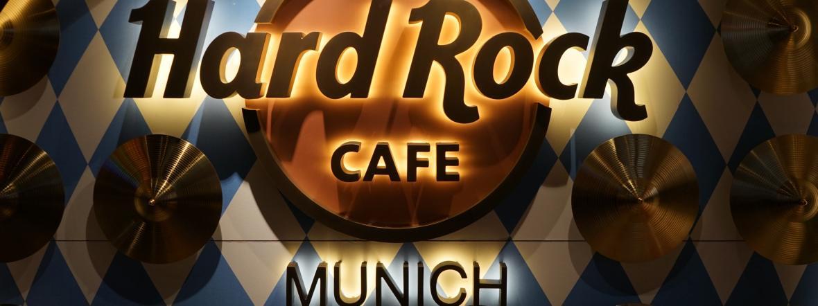 Hard Rock Cafe München, Foto: Hard Rock Cafe München