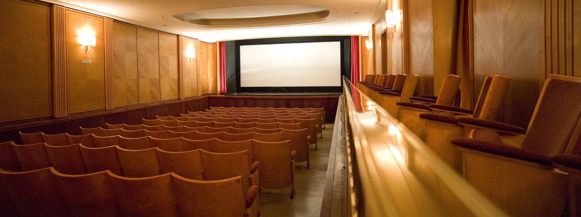 Theatiner Kino, Foto: Beat Presser/www.beatpresser.com