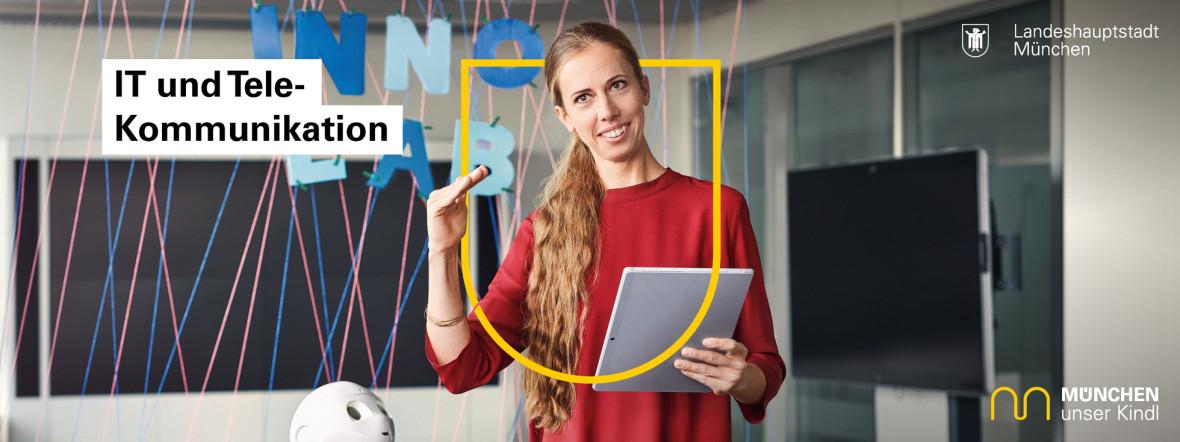 Headerbild IT und Telekommunikation
