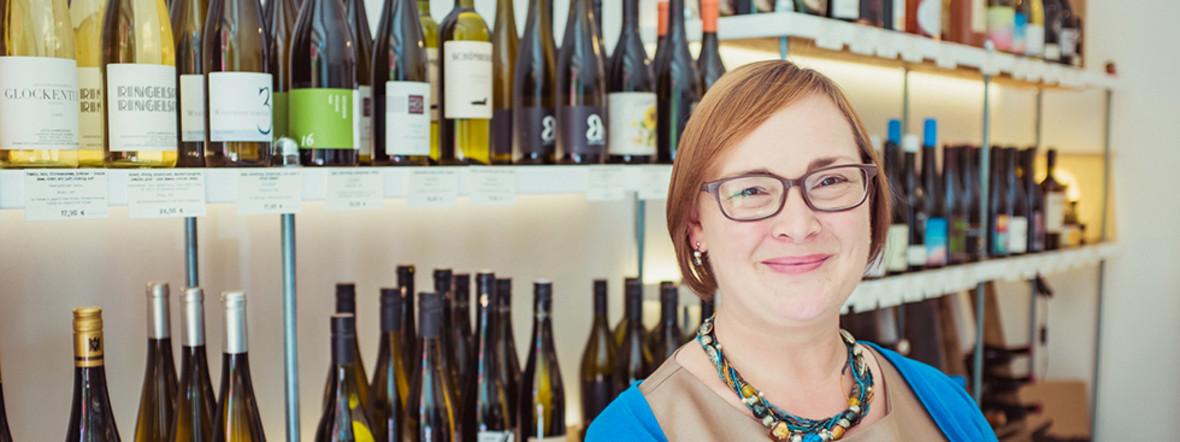 Von der Anwältin zur Weinhändlerin, Foto: Anette Göttlicher