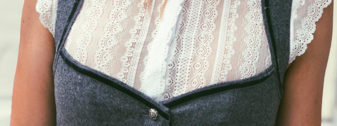 Dirndl ohne Blusen: Cocovero, Foto: Cocovero