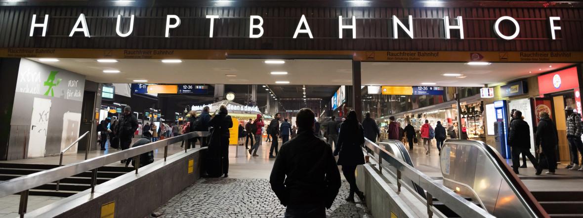 Einschränkungen Im Zugverkehr Auf Der Strecke München