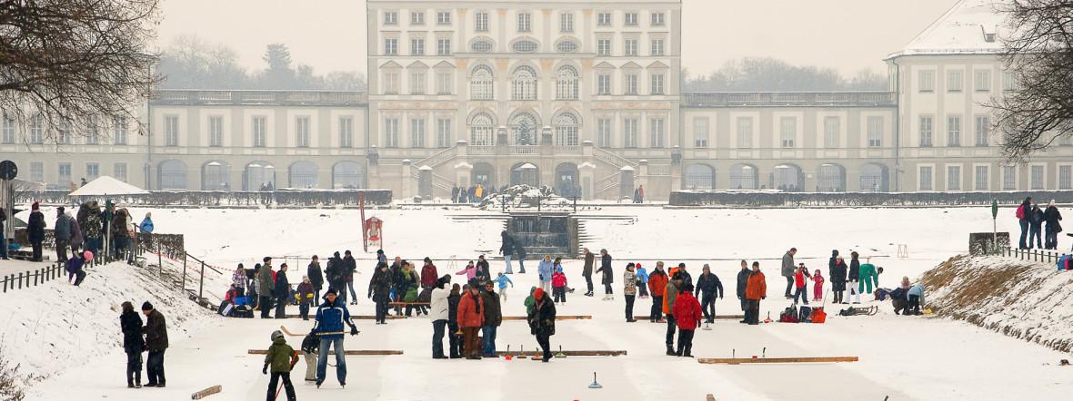Eisstockschießen Berlin Weihnachtsfeier.Eisstockschießen München Das Offizielle Stadtportal Muenchen De