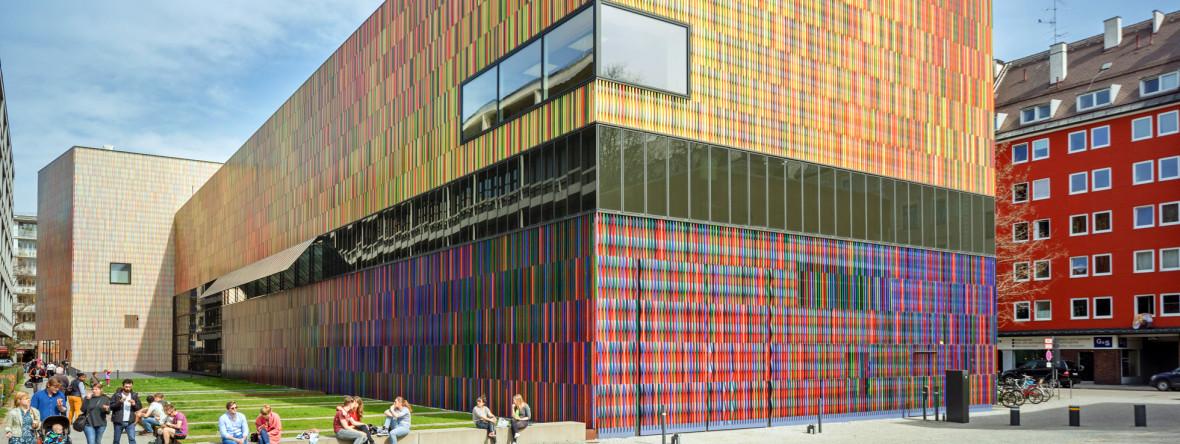 Museum Brandhorst - Außenansicht, Foto: Mr. Interior/Shutterstock.com