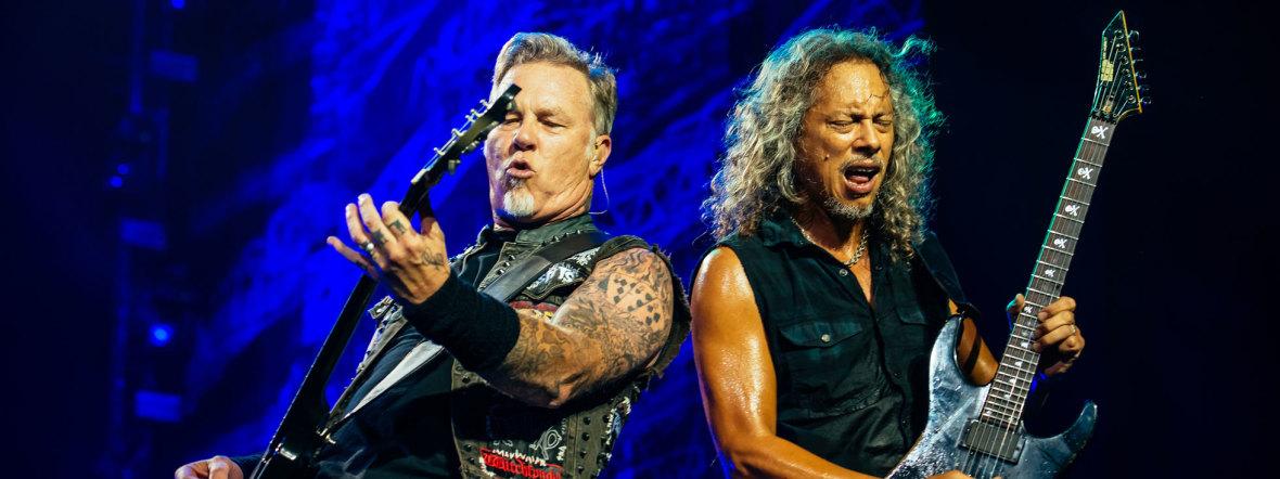 Metallica live: Tipps zum Konzert im Olympiastadion Das