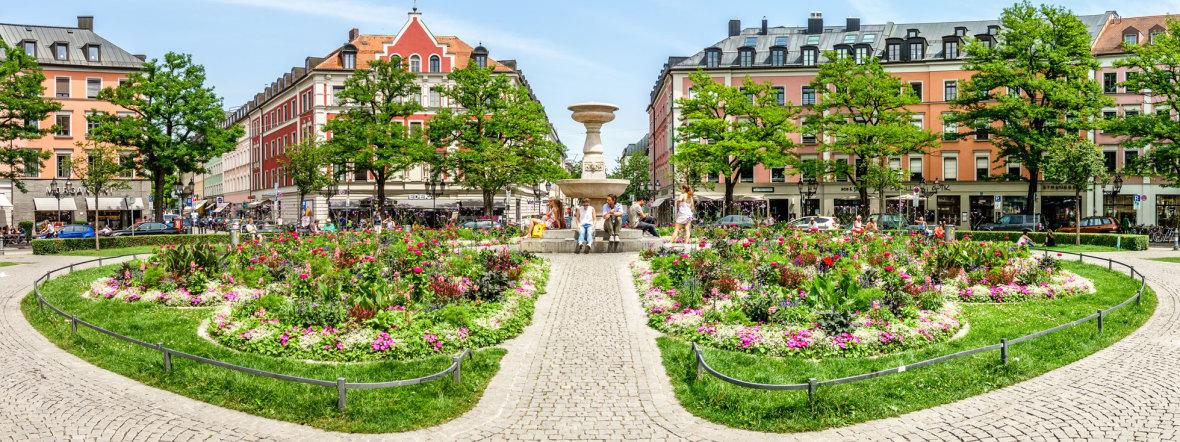 Gärtnerplatz in München