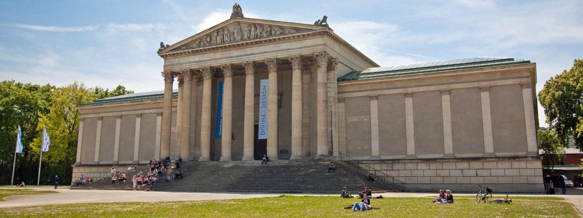 Staatliche Antikensammlungen auf dem Königsplatz