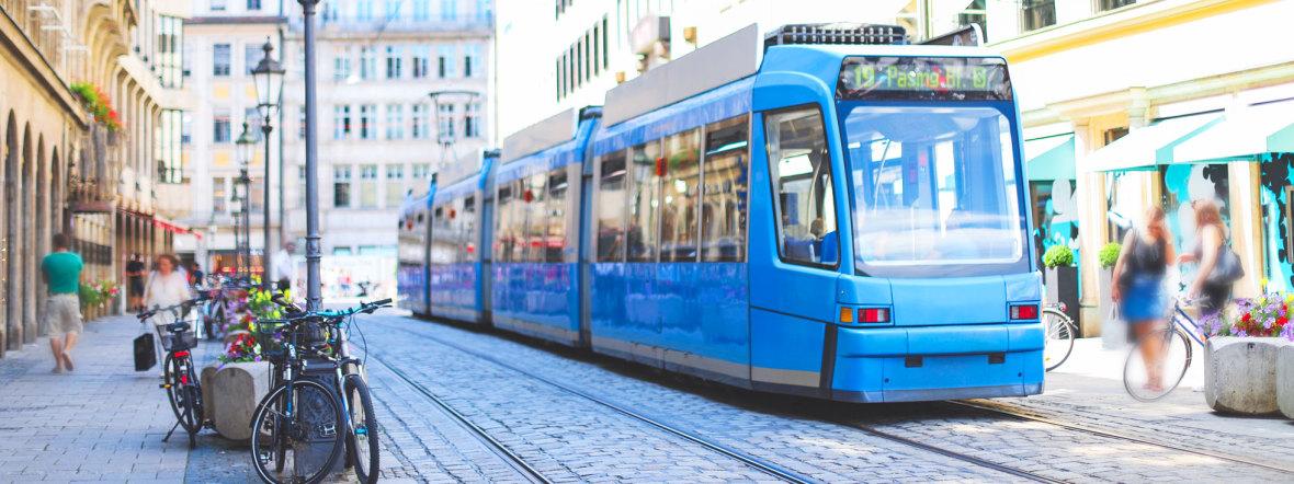 Umleitungen Bei Bus Und Tram Wegen Festumzügen Am 1 Wiesn