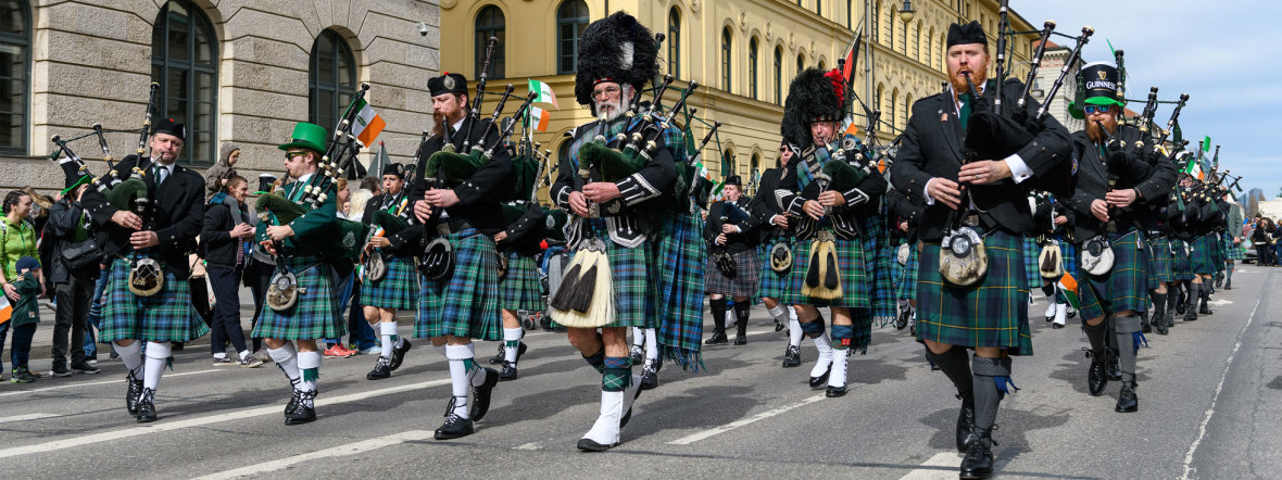 St. Patrick's Day - Parade