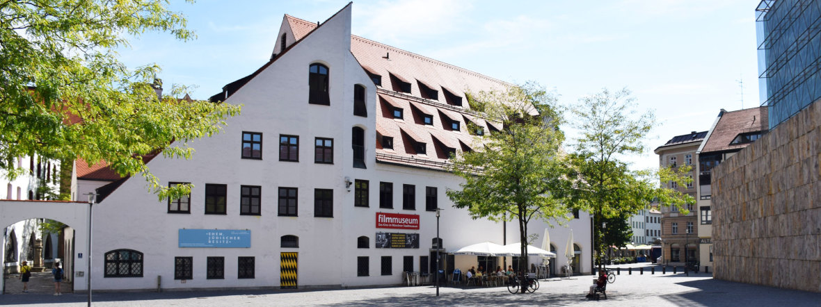 Das Münchner Stadtmuseum im Sommer, Foto: muenchen.de/Mark Read