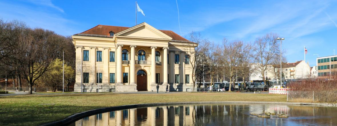 Prinz-Carl-Palais, Foto: Marie-Lyce Plaschka