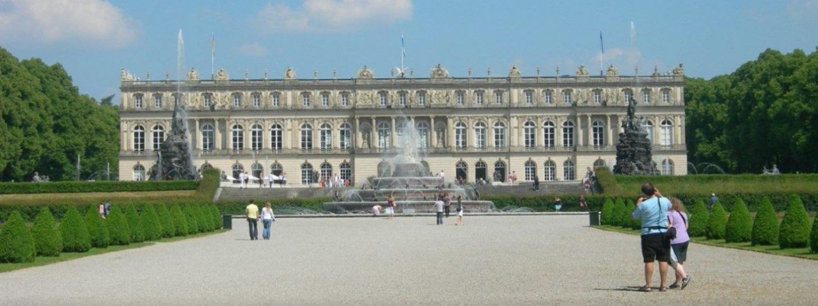 Schloss Herrenchiemsee, Foto: Johns Bavarian Tours Munich
