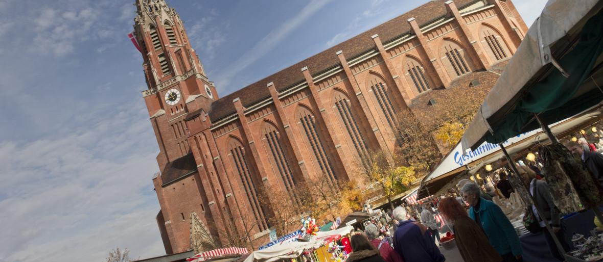 Mariahilfkirche, Foto: Katy Spichal