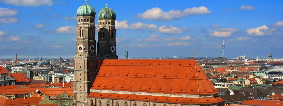 Frauenkirche in München, Foto: shutterstock