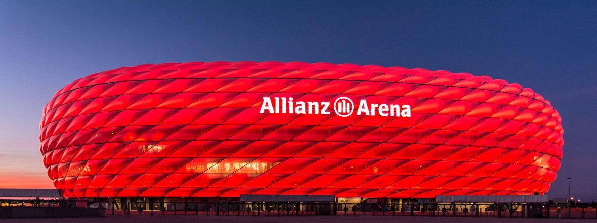 Spielplan Fc Bayern Allianz Arena
