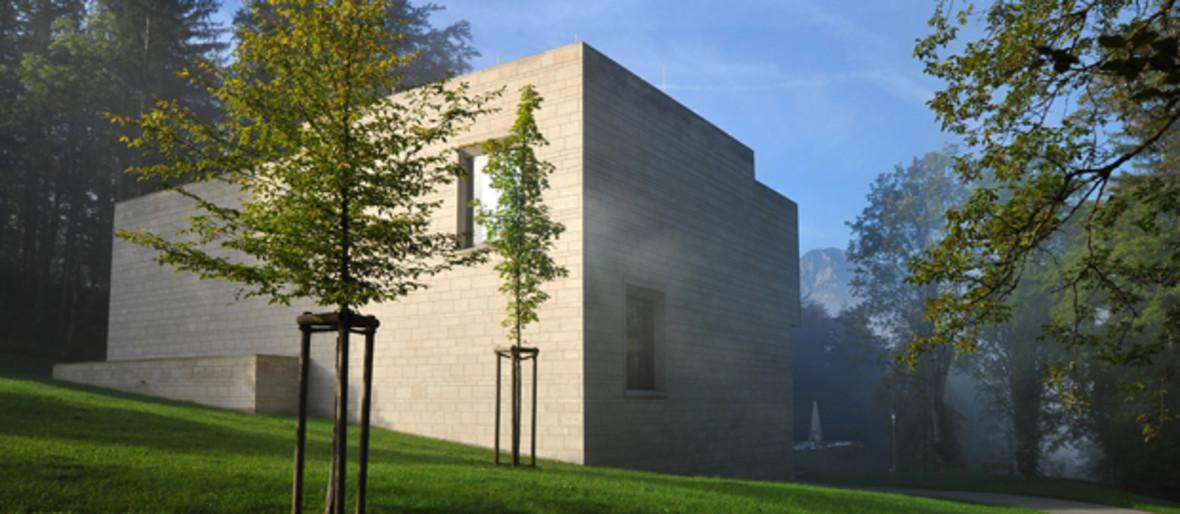 Franz Marc Museum in Kochel am See, Foto: Ursula Maier