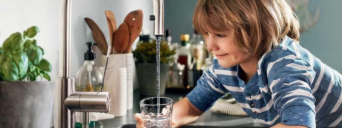 M-Wasser: Das Münchner Wasser - eines der besten in Europa, Foto: SWM
