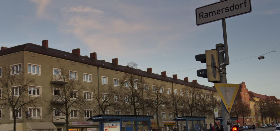 Ramersdorf, Foto: Katy Spichal