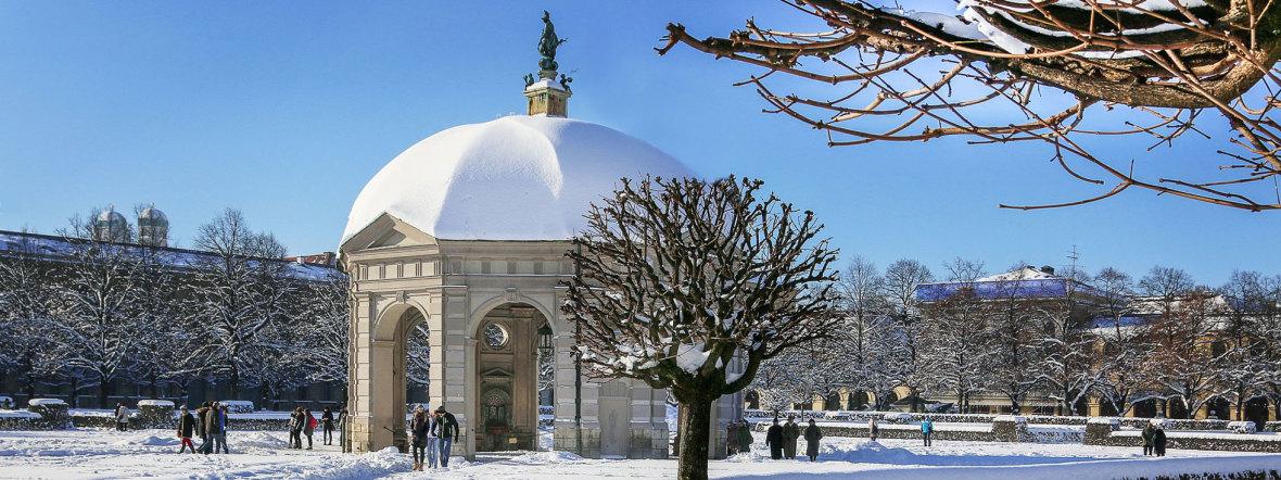 Weiße Weihnachten.Gibt Es Dieses Jahr Weiße Weihnachten In München Das Offizielle
