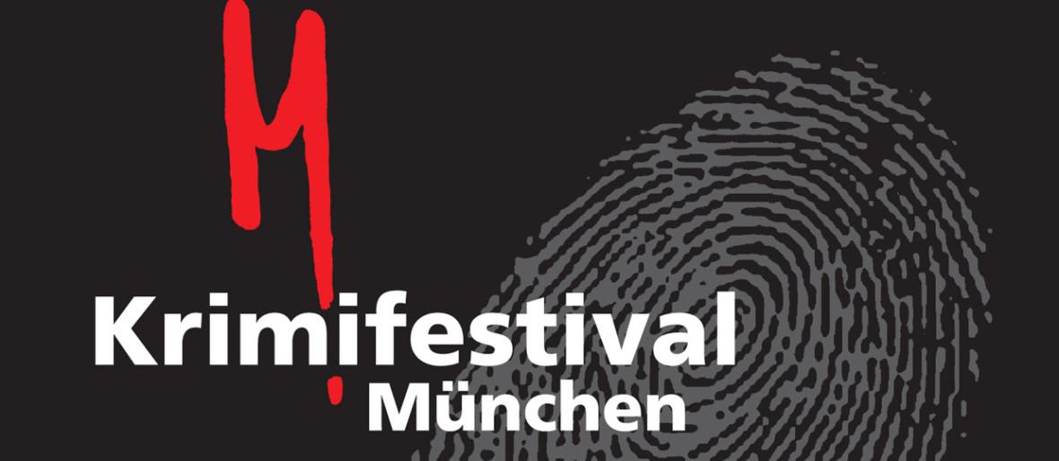 Logo des Krimifestival München., Foto: Krimifestival München