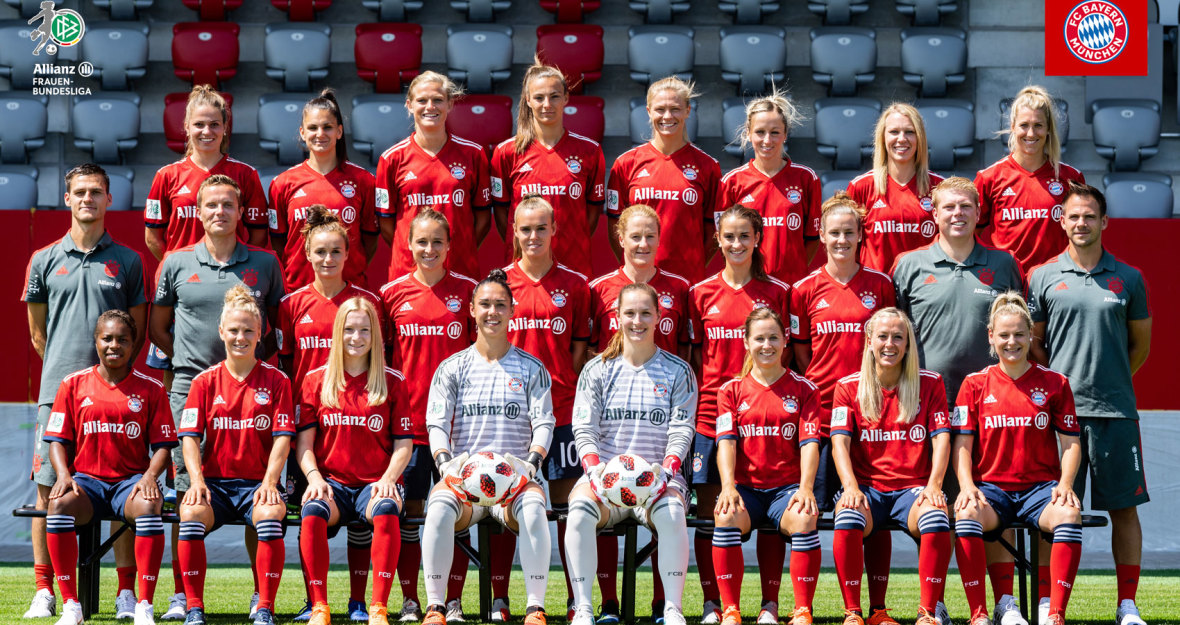 Fc Bayern Frauenfussball