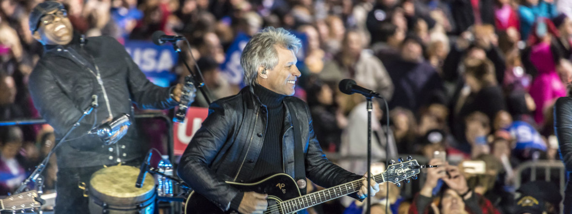 Bon Jovi kommen ins Olympiastadion