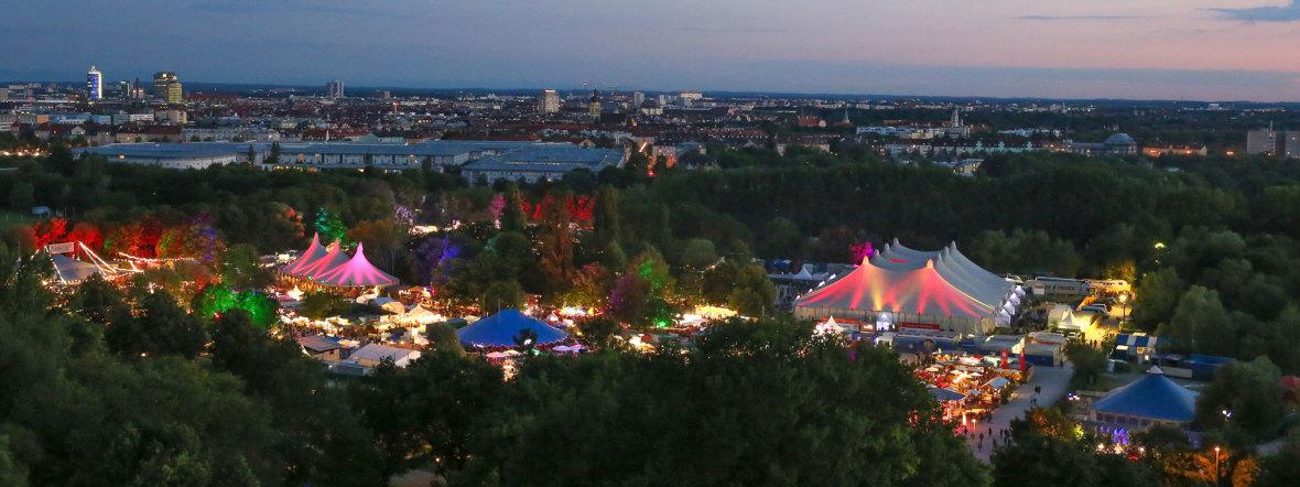 Tollwood-Sommerfestival, Foto: Bernd Wackerbauer