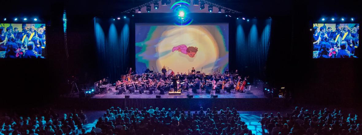 Disney in Concert - Dreams come true, Foto: Kai Heimberg