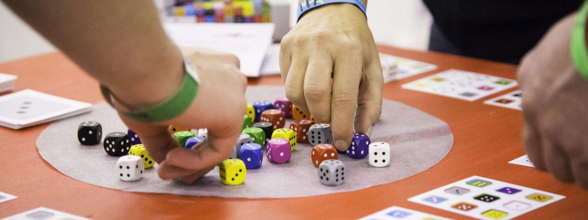 Spielwiesn: Brettspiel, Foto: Spielwiesn/ C. Oliver