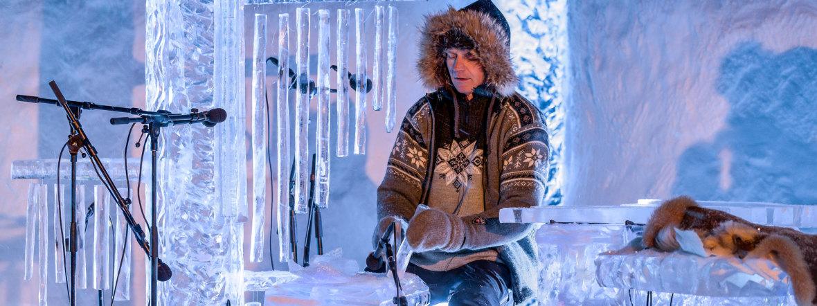 Icemusic, Foto: Emile Holba