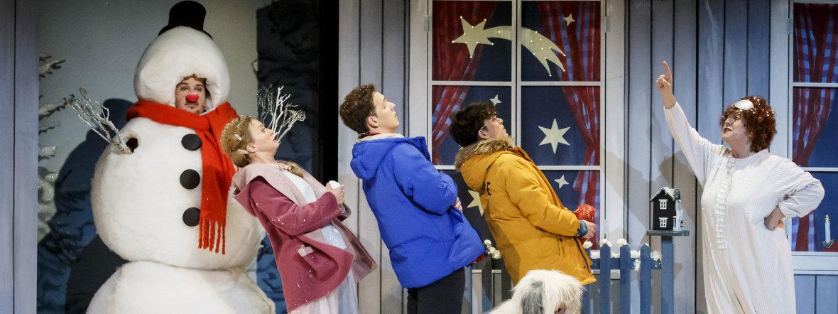Szene aus Die Weihnachtsbäckerei, Foto: Morris Mac Matzen