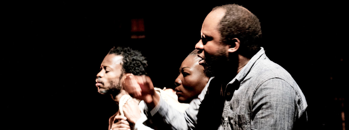 Congo von Faustin Linyekula beim Spielart Theaterfestival, Foto: Agathe Poupeney