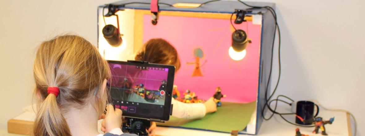 Faschingsferienprogramm Spielkultur , Foto: Spielkultur