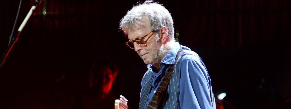 Eric Clapton, Foto: George Chin