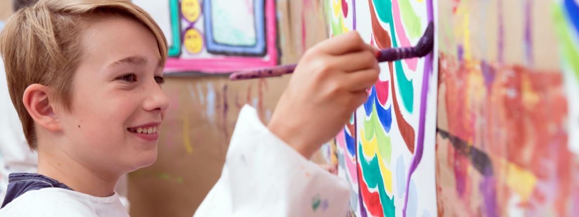 Kindertag in München, Foto: MalSpiel