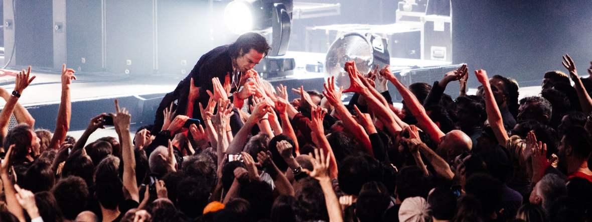 Nick Cave and the Bad Seeds, Foto: Jason Williamson