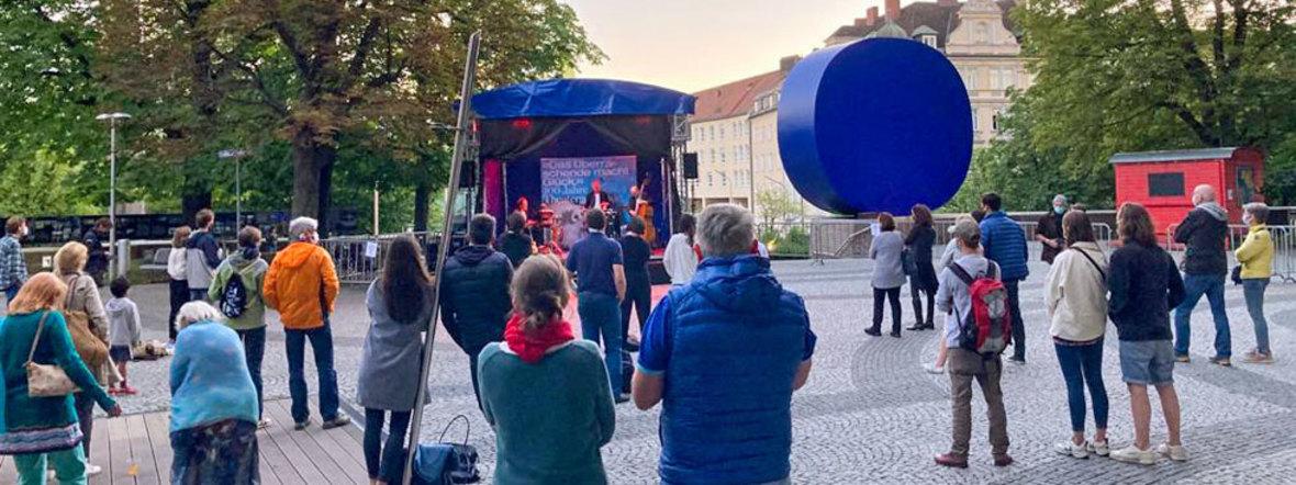 Kulturbühne am Gasteig, Foto: muenchen.de/Elias Bartl