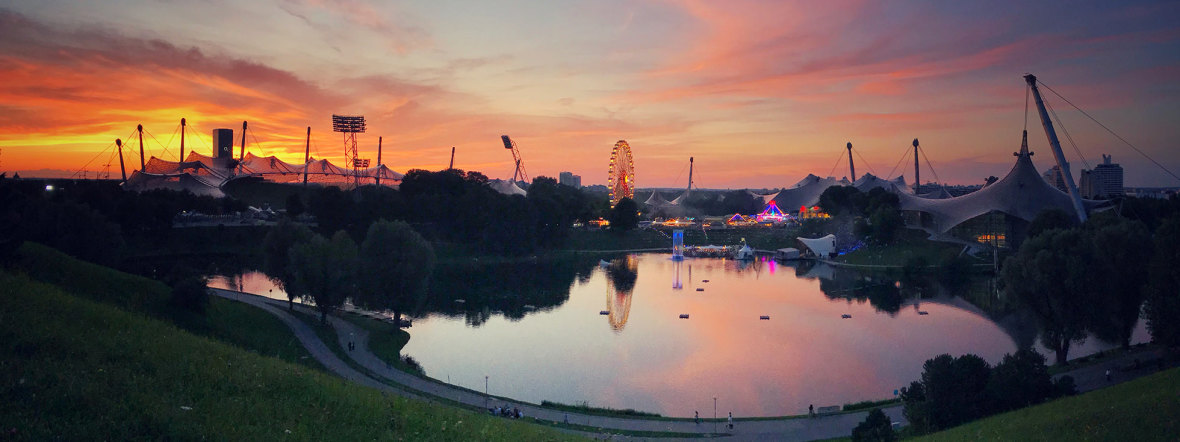 Olympiapark: impark-Festival 2019, Foto: Anette Göttlicher