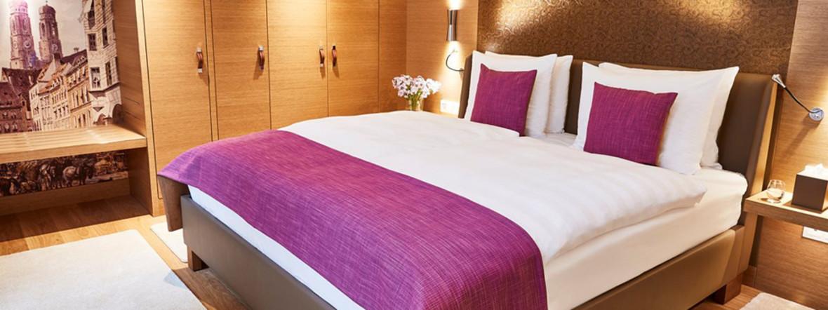 Luxus/Firstclass-Hotels nehmen am Tapetenwechsel teil, Foto: Hotel Vier Jahreszeiten Kempinski